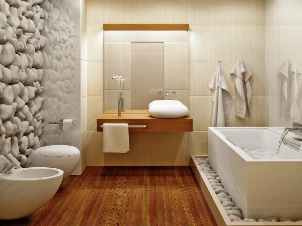 Обустройство ванной комнаты небольших размеров
