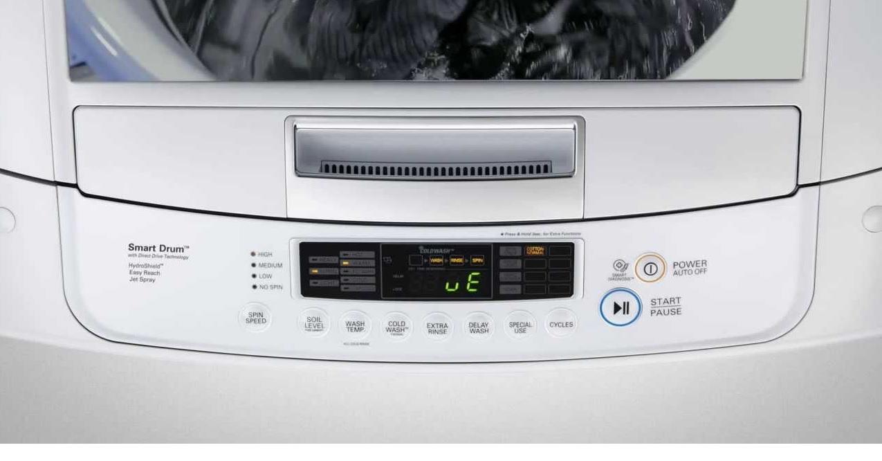 Ошибка стиральной машинки