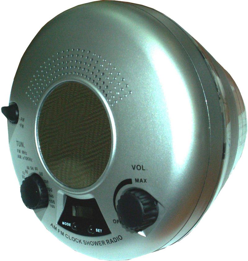 Плавающее радио с подсветкой