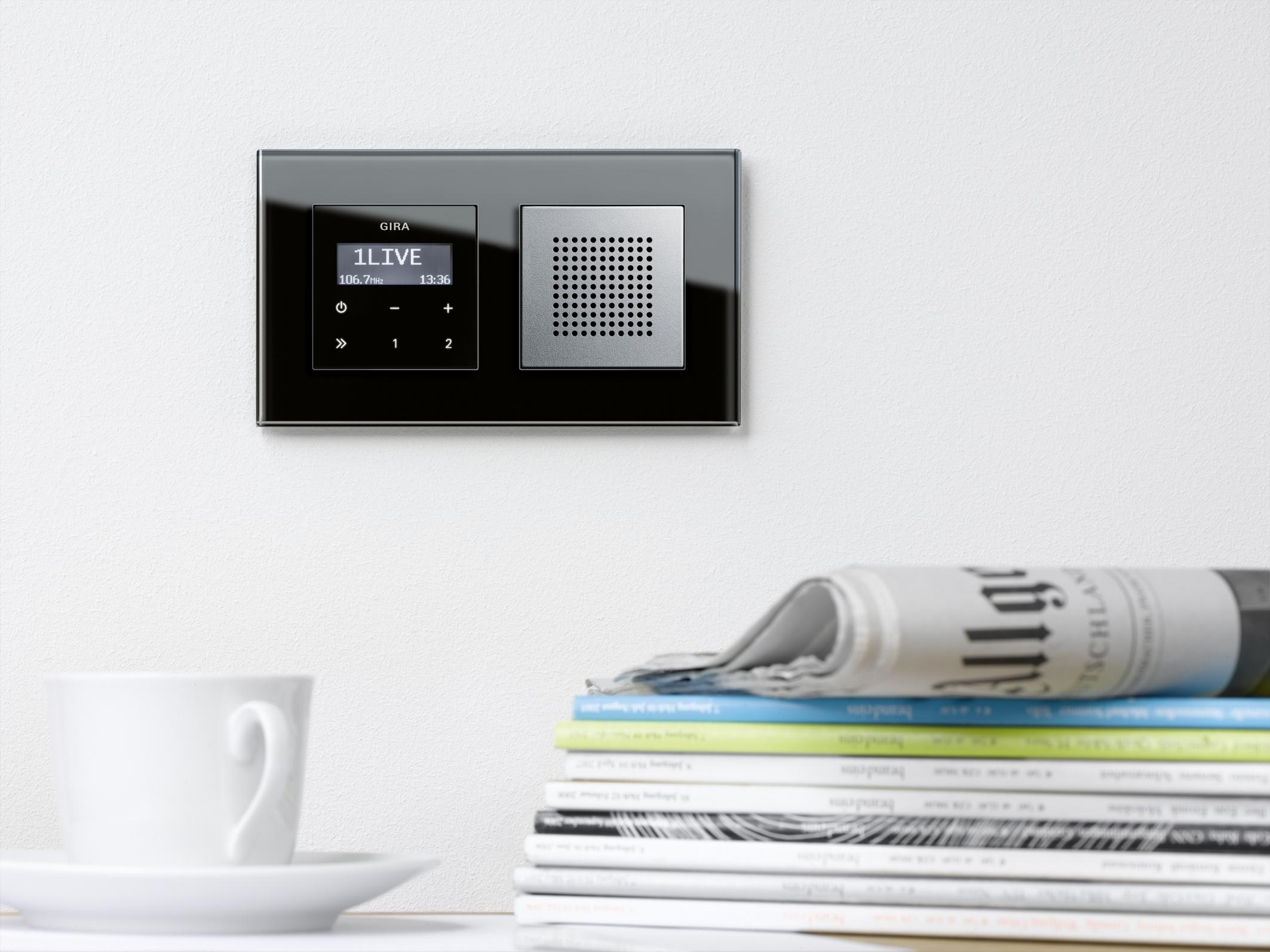 Радио для стены