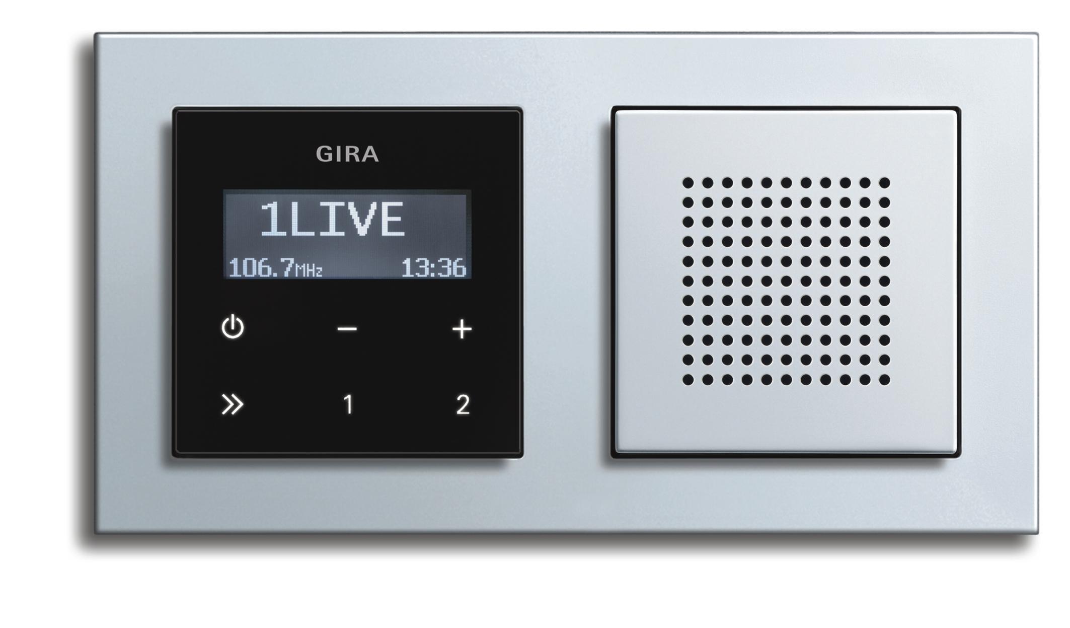 Радио в ванную встраиваемое