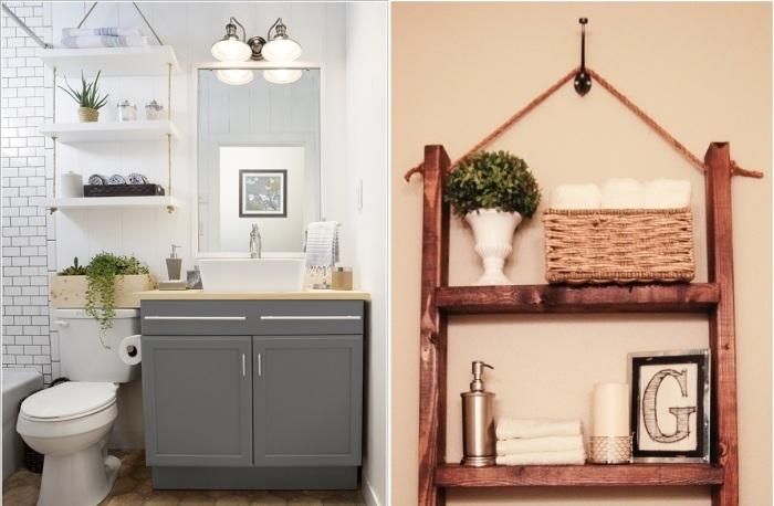 Шкафчики для оформления интерьера комнаты
