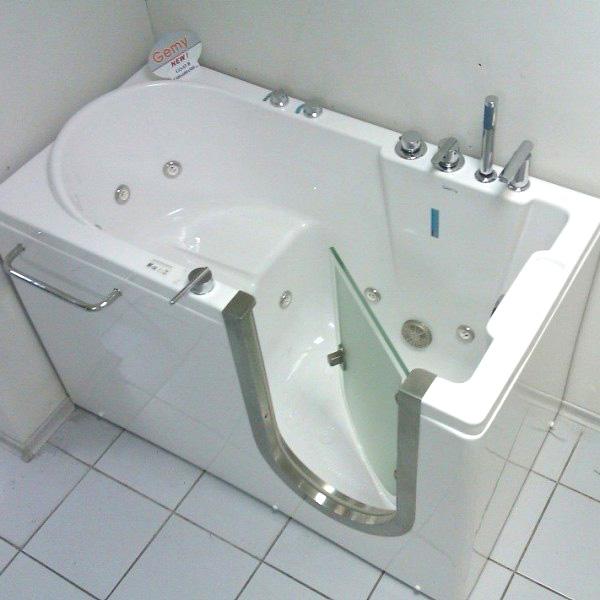 Виды сидячих ванн