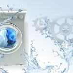 Стиральная машинка заливает и сливает воду