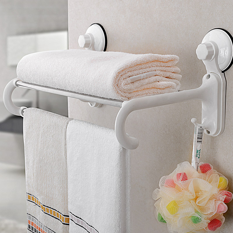 Вешалка для полотенец на стену с крючками