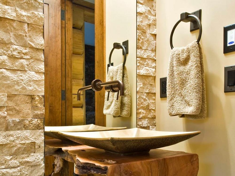 Вешалки для полотенец в ванной