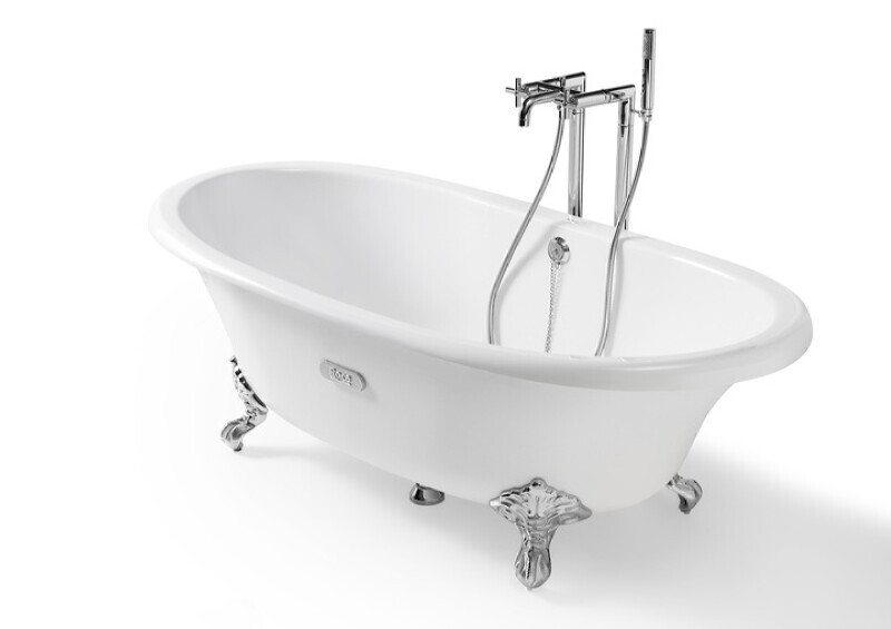 Выбор формы ванны
