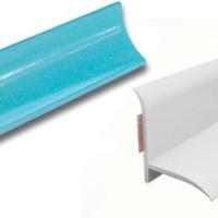 Уголок керамический в ванную для плитки