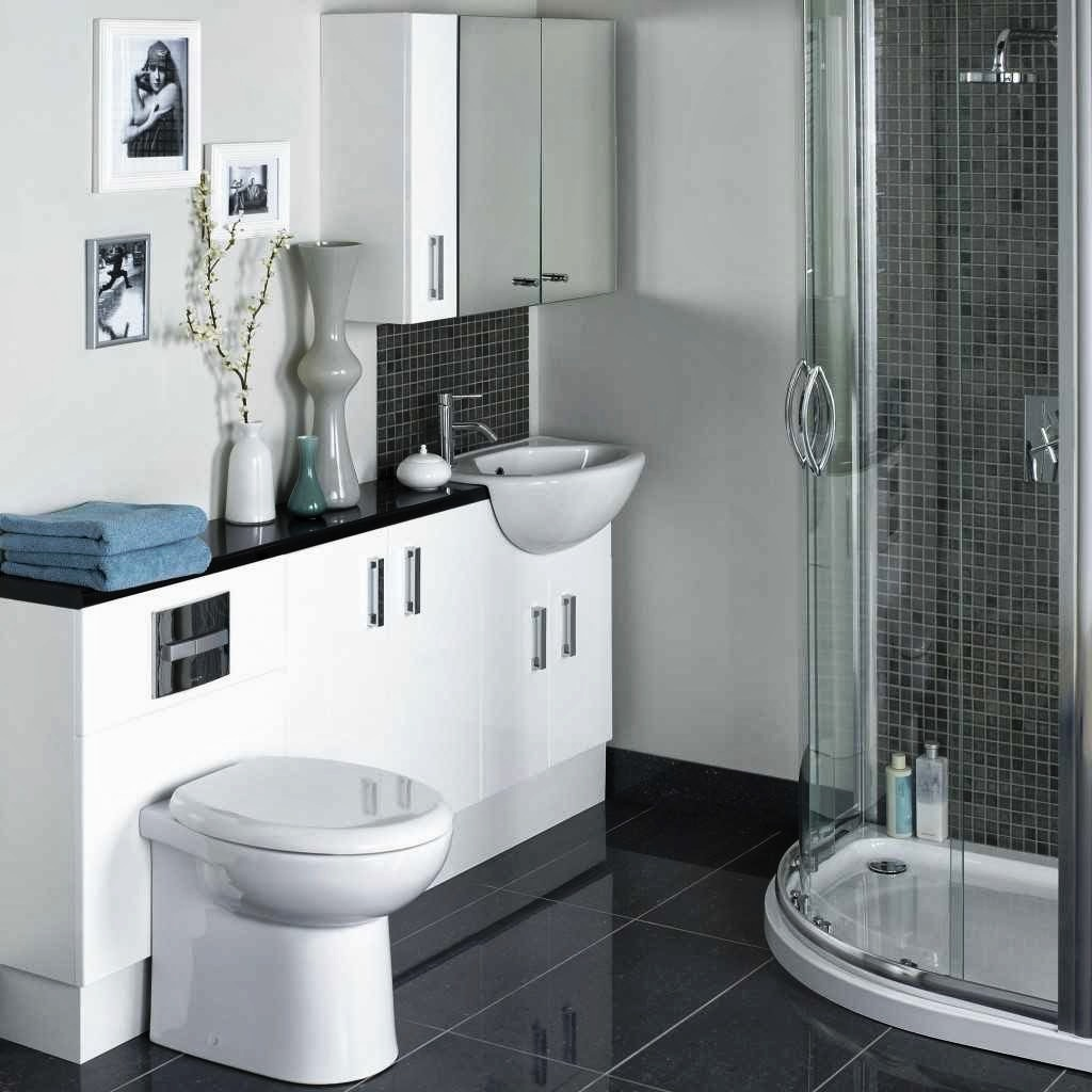 Ремонт ванной комнаты комбинированная сантехника