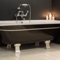 Существующие размеры чугунной ванной