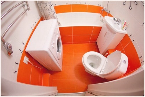 Дизайн ванны в хрущёвке и расстановка элементов