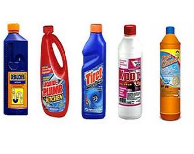 Химические средства, которые помогут прочистить канализацию