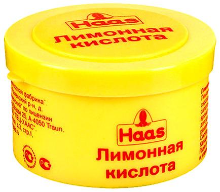 Лимонная кислота поможет избавиться от неприятного запаха