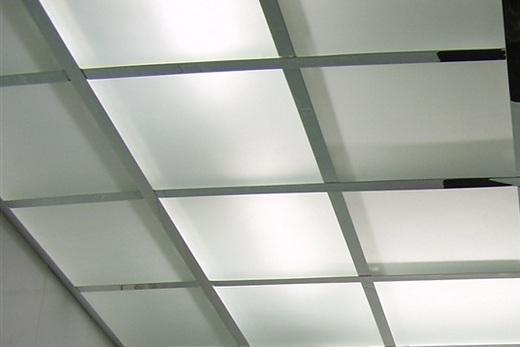 Матовый подвесной потолок в ванной в хрущёвке