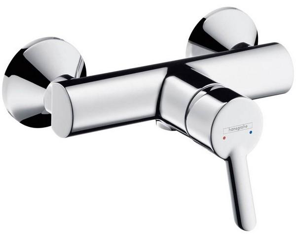 Однорычажный смеситель для душа в ванную