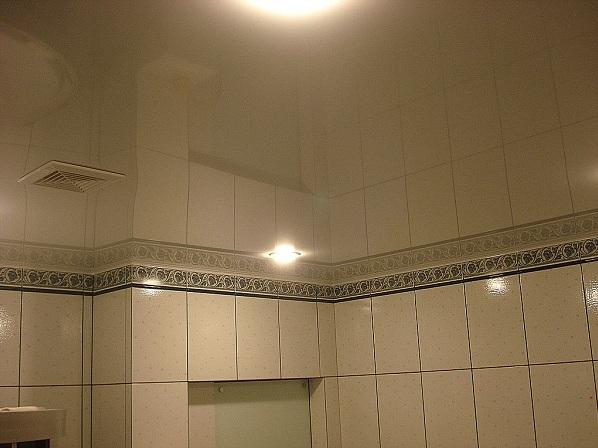 Пленочный потолок