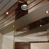Реечные потолки, виды и рекомендации по выбору