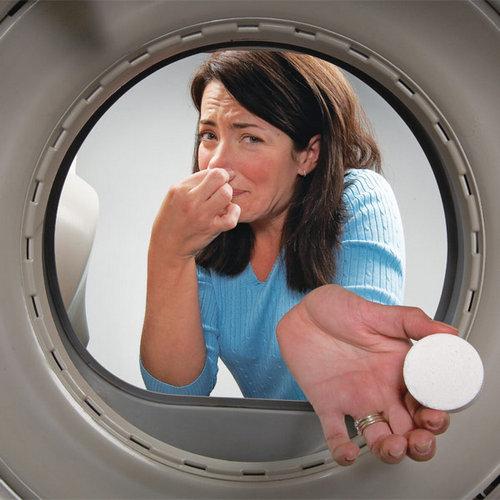 Причины появления неприятного запаха в стиральной машине