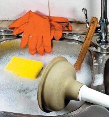 Вантуз для прочистки канализации