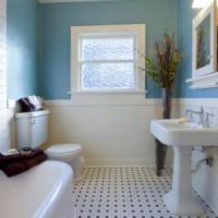 Как сделать ремонт в ванне комнате