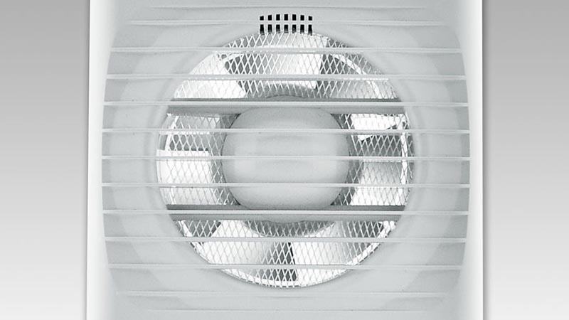 Так выглядит вентилятор с обратным клапаном