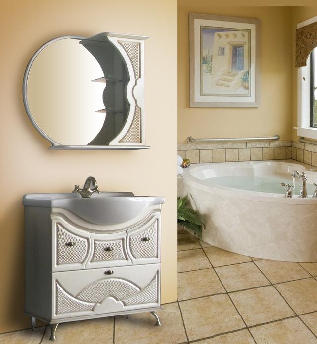 Выбираем зеркало в ванную