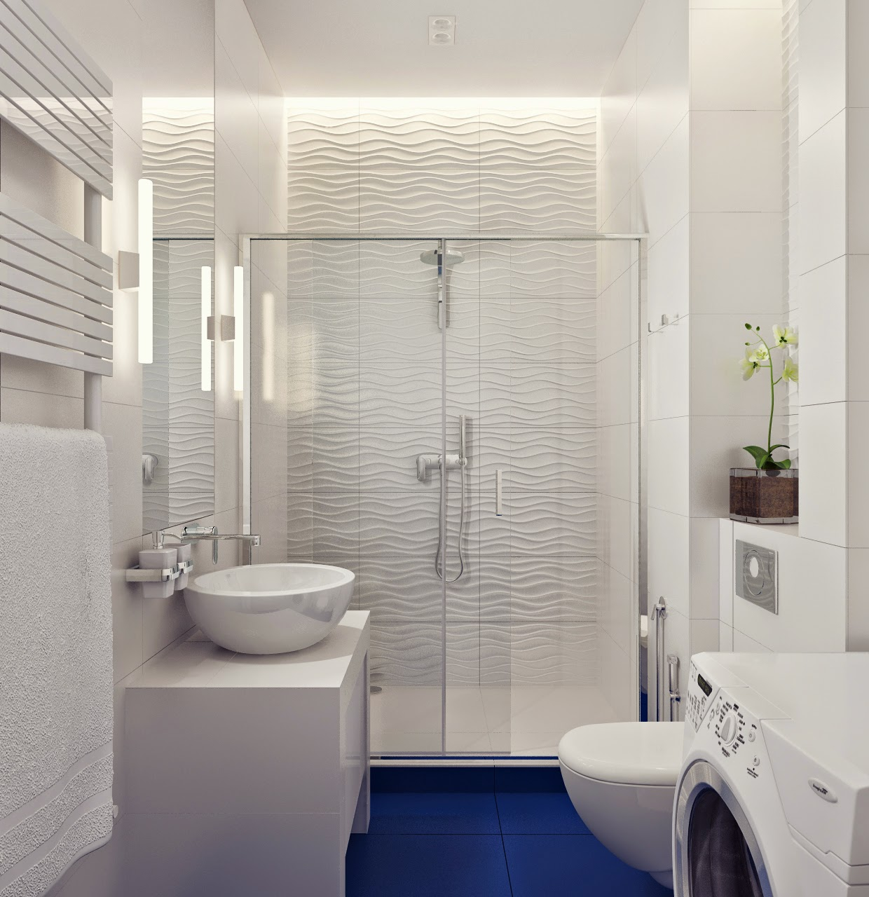 Ремонт белой ванной