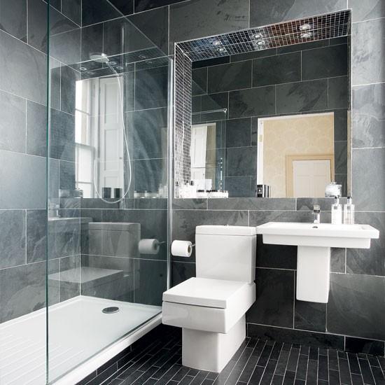 Верегородка в ванной