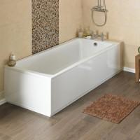 Высота ванной от пола по стандарту, в зависимости от ее вида