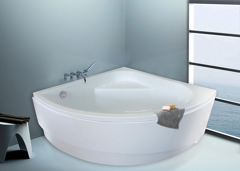 Акриловая ванна для дома
