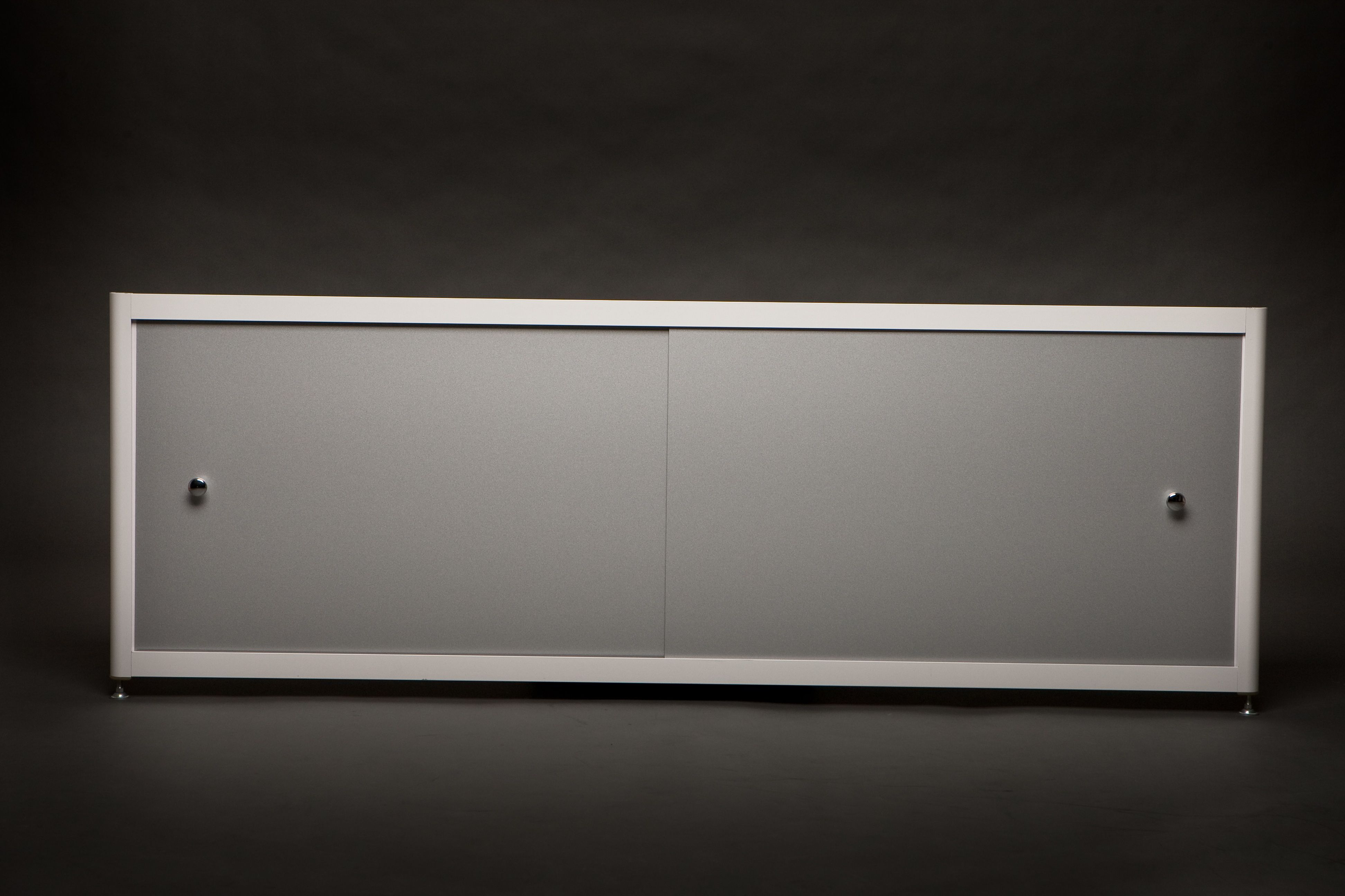 Алюминиевый экран под ванну