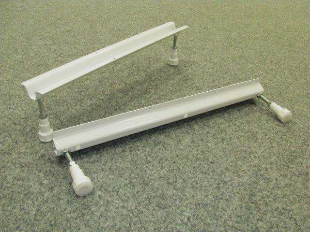 Белые ножки для акриловой ванны