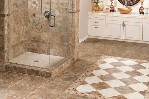 Фаянсовая плитка для ванной