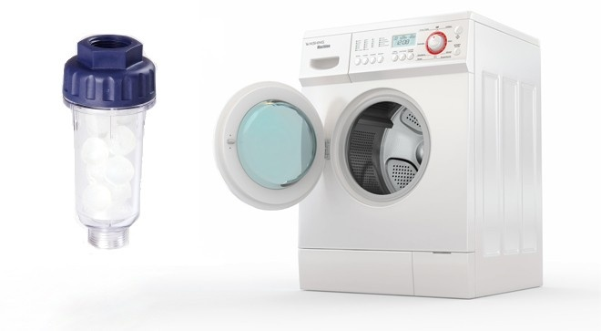 Фильтр для стиральной машинки Аквафор Стирон