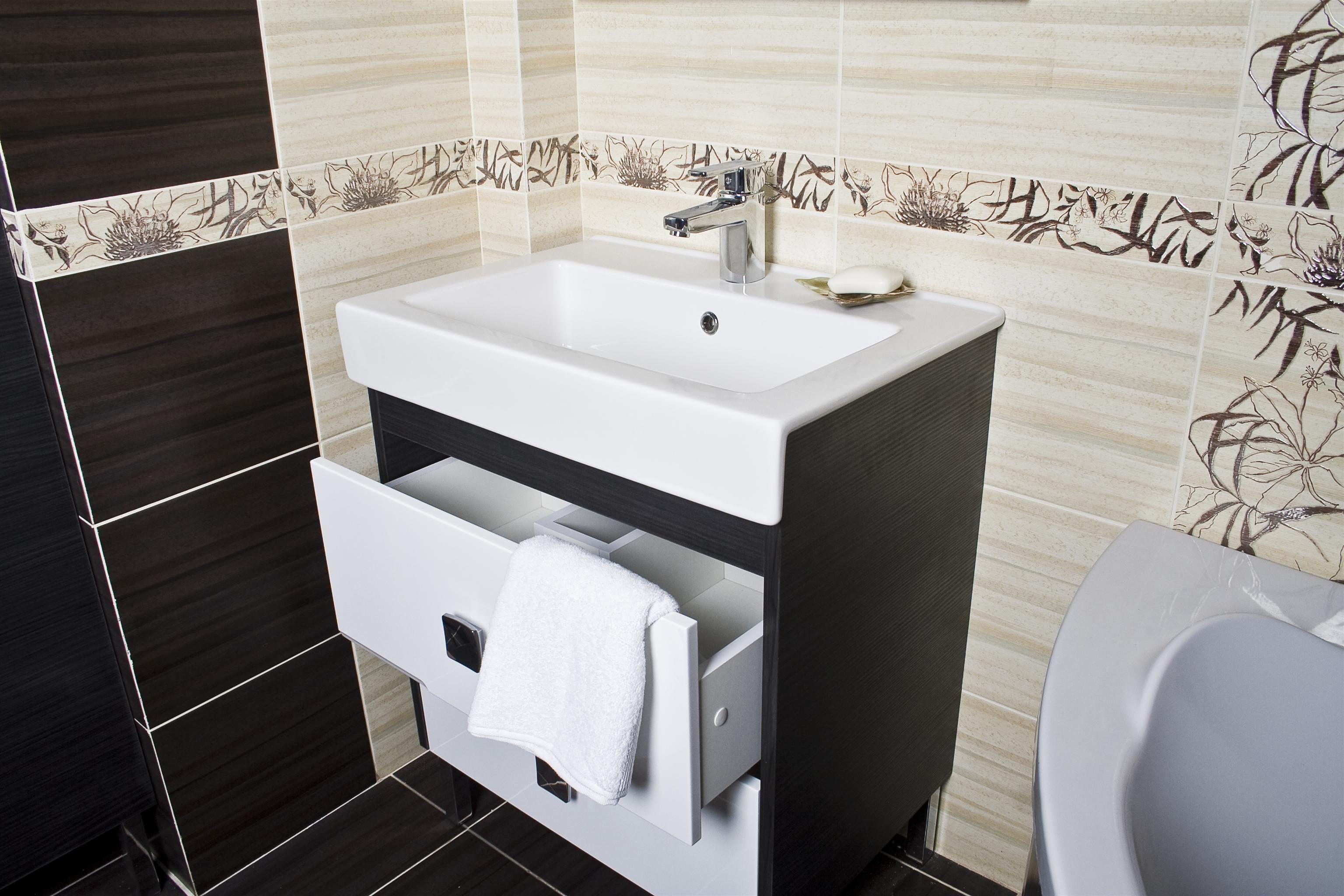 Как выбрать правильно мебель в ванную