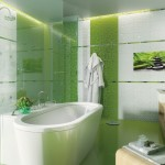 Керамическая плитка на стену для ванной комнаты