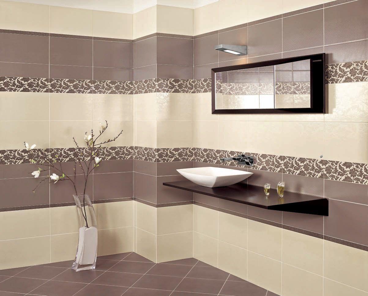 Классический вариант ванной комнаты
