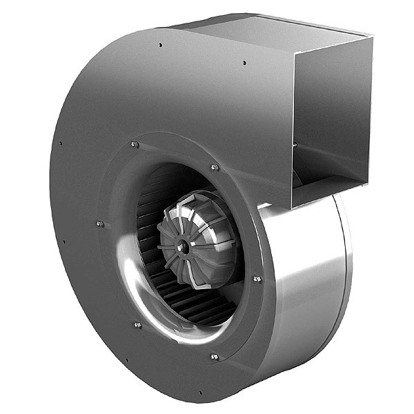 Конструктивные особенности радиальных вентиляторов