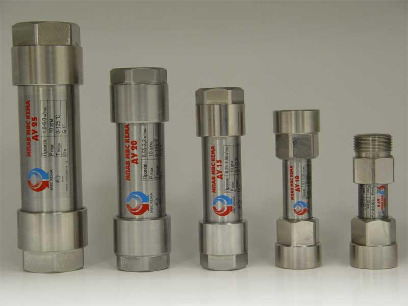Магнитный фильтр для воды разного размера