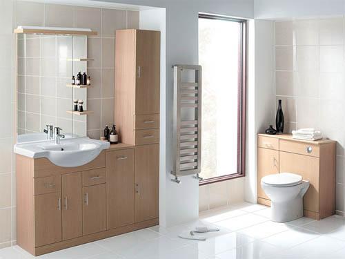 Мебель для ванной комнаты напольная