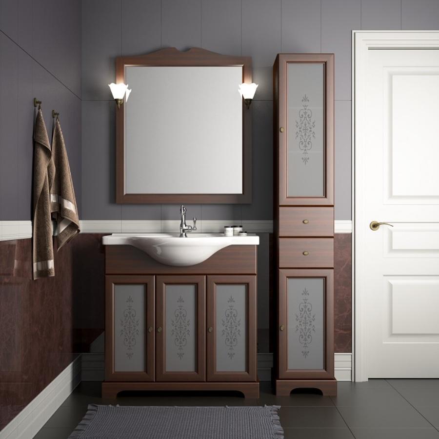 Мебель напольная в ванне