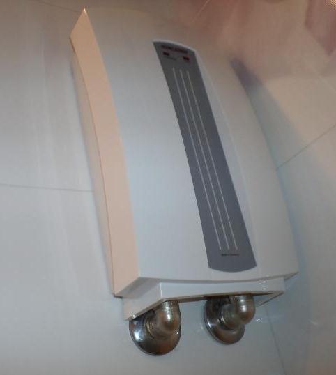 Напорная модель водонагревателя