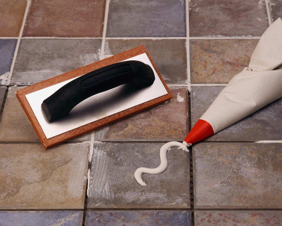 Кондитерский мешок для нанесения затирки