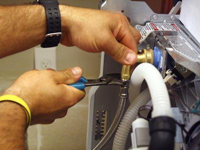 Правильное подключение подвода воды