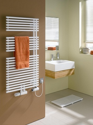 Полотенцесушитель всегда был необходимым атрибутом любой ванной