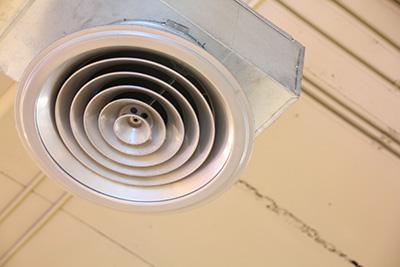 Потолочный вентилятор алюминиевый