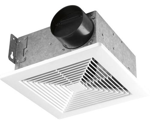 Потолочный вентилятор в ванную