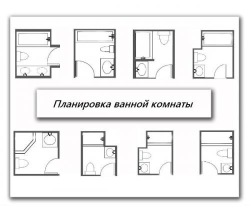 Минимальная ванная комната ванная комната дизайн 170х180