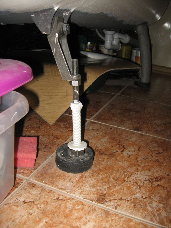 Как сделать ножки для ванной своими руками 67