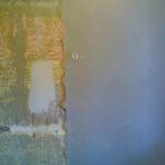 Штукатурка под плитку в ванную